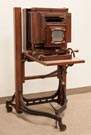 "No. 7 ""Kodak Portrait Camera"" & Kodak Sliding Carriage Stand with Lenses & Accessories"