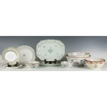 Chinese Export Bowls & Platters