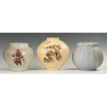 Japanese Ceramic Vases Cottone Auctions