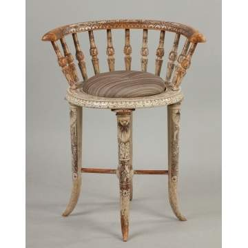 Middle Eastern Stool