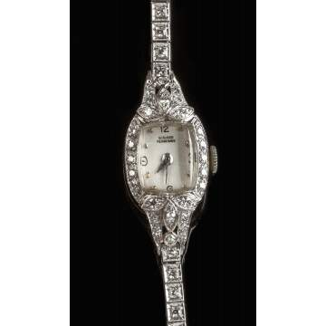 Girard Perregaux Ladies Wrist Watch