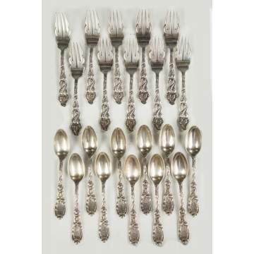 Tiffany Sterling Silver Flatware