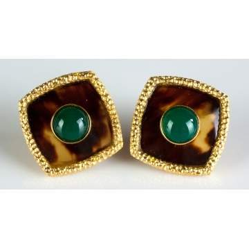 Boucheron, Paris, Pair of Earrings