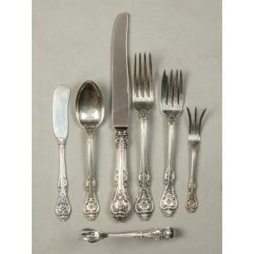 Gorham Sterling Silver Flatware - King Edward Pattern