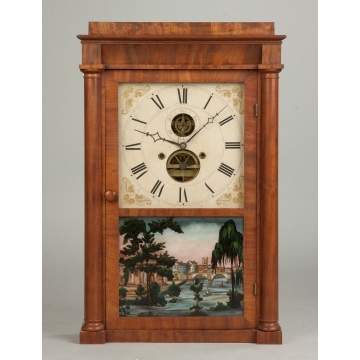 S.B. Terry Shelf Clock