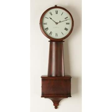 J. N. Dunning Wall Clock, Vermont