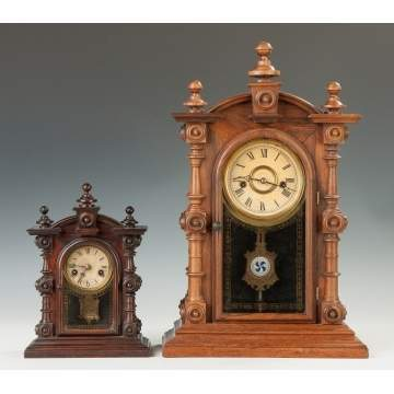 Welch Patti Shelf Clocks
