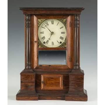 Atkins Clock Co. London Model Shelf Clock