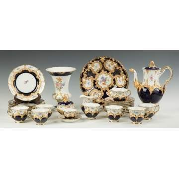 Meissen Luncheon Set