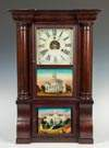 Forestville Manufacturing Shelf Clock, Bristol, CT
