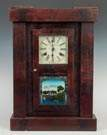 Chauncey Jerome Empire Shelf Clock