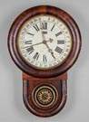 Ansonia Brass & Copper Company, Terrys Patent,  Wall Clock, Ansonia, CT