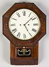 Atkins Clock Co. Wall Clock