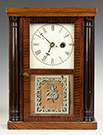 E.N. Welch Miniature Cottage Shelf Clock