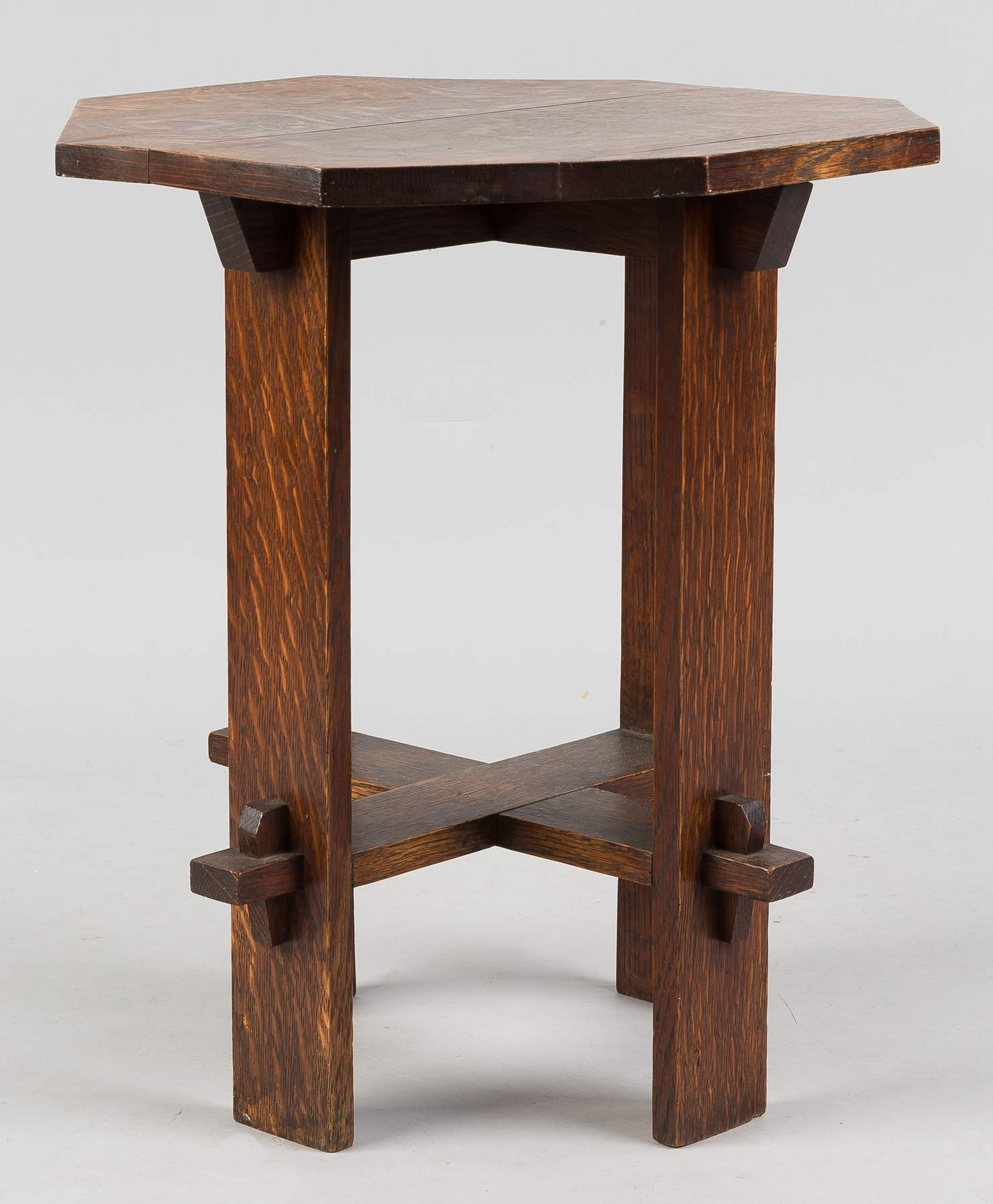 Style Of Limbert Taboret Table