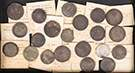 Group of Ancient Coins and Group of German Silver  Coins