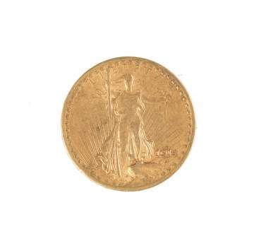 1914 St. Gaudens Twenty Dollar Gold Coin