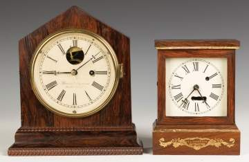 Miniature Shelf Clocks