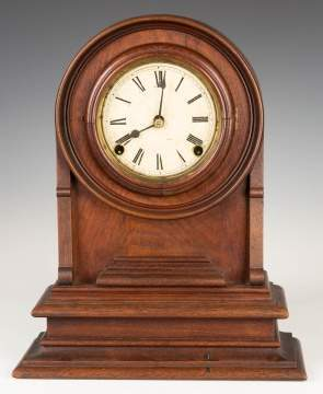 Noah Pomeroy Shelf Clock, Bristol, CT