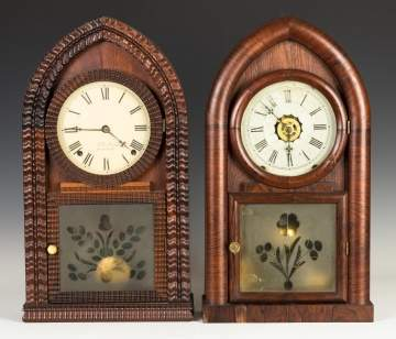 Beehive Shelf Clocks