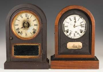 Seth Thomas and Jerome & Co. Cottage Clocks