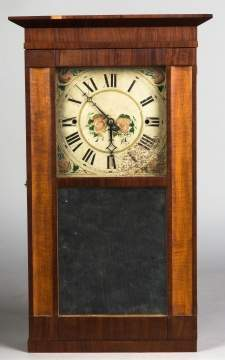 Rodney Brace, Northwater, MA, Shelf Clock