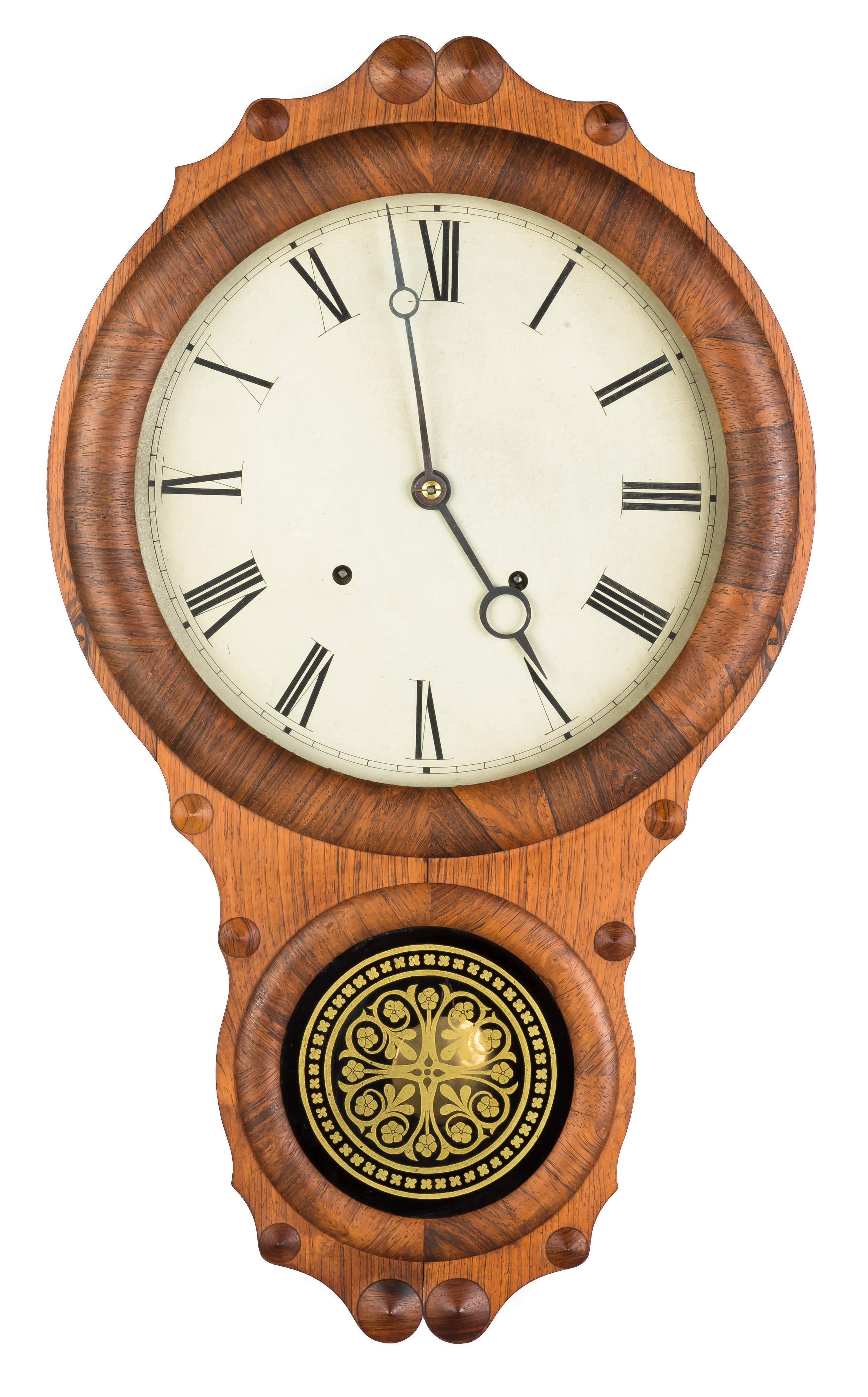 Seth Thomas Wall Clock Cottone Auctions