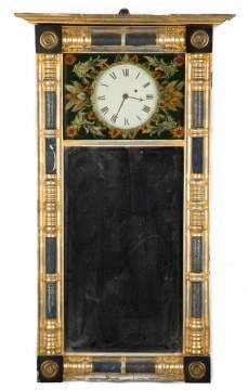 Samuel Abbott Mirror Clock