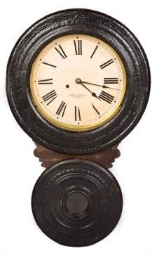 Baird Clock Co. Wall Clock