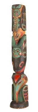 North West Coast Totem Pole