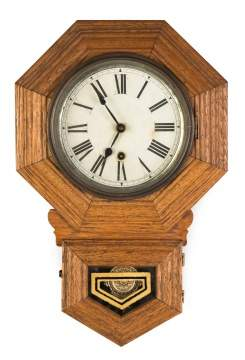 Sessions Miniature School House Clock