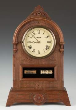 Jerome Clock Co. Victorian Shelf Clock