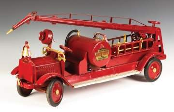 Keystone  Ariel Water Tower  Fire Truck