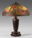 Fine Handel Jungle Bird Lamp
