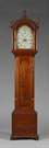 Ezra Batchelder Tall Case Clock