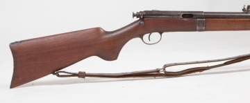 Hopkins and Allen Rifle
