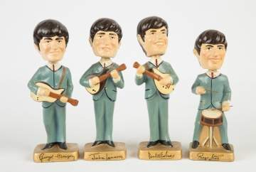 1964 Bobble-Head Beatles