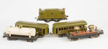 Lionel #AE Standard Gauge Five Piece Train Set