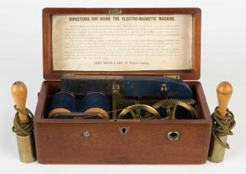 Victorian Electro-Magnetic Machine