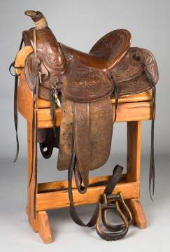 Hamley & Co. Vintage Saddle