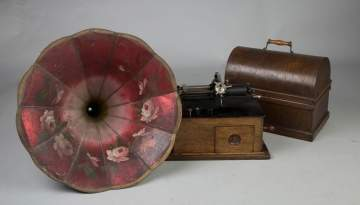Edison Home Portable Phonograph
