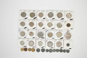 Group of German Coins