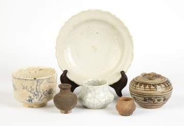 Various Asian Ceramics