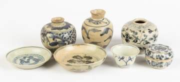 Group of Early Chinese Pottery