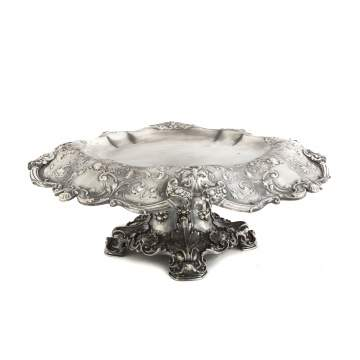 Gorham Sterling Silver Footed Centerpiece