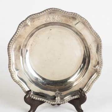 Michael Homer, Ireland, Sterling Silver Bowl