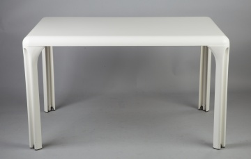 """Stadio 120"" Dining table by Vico Magistretti for Artemide"