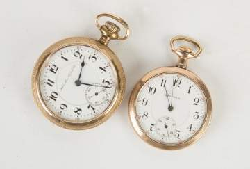 Hamilton and Illinois Pocket Watches