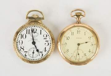 Waltham and Howard Pocket Watches
