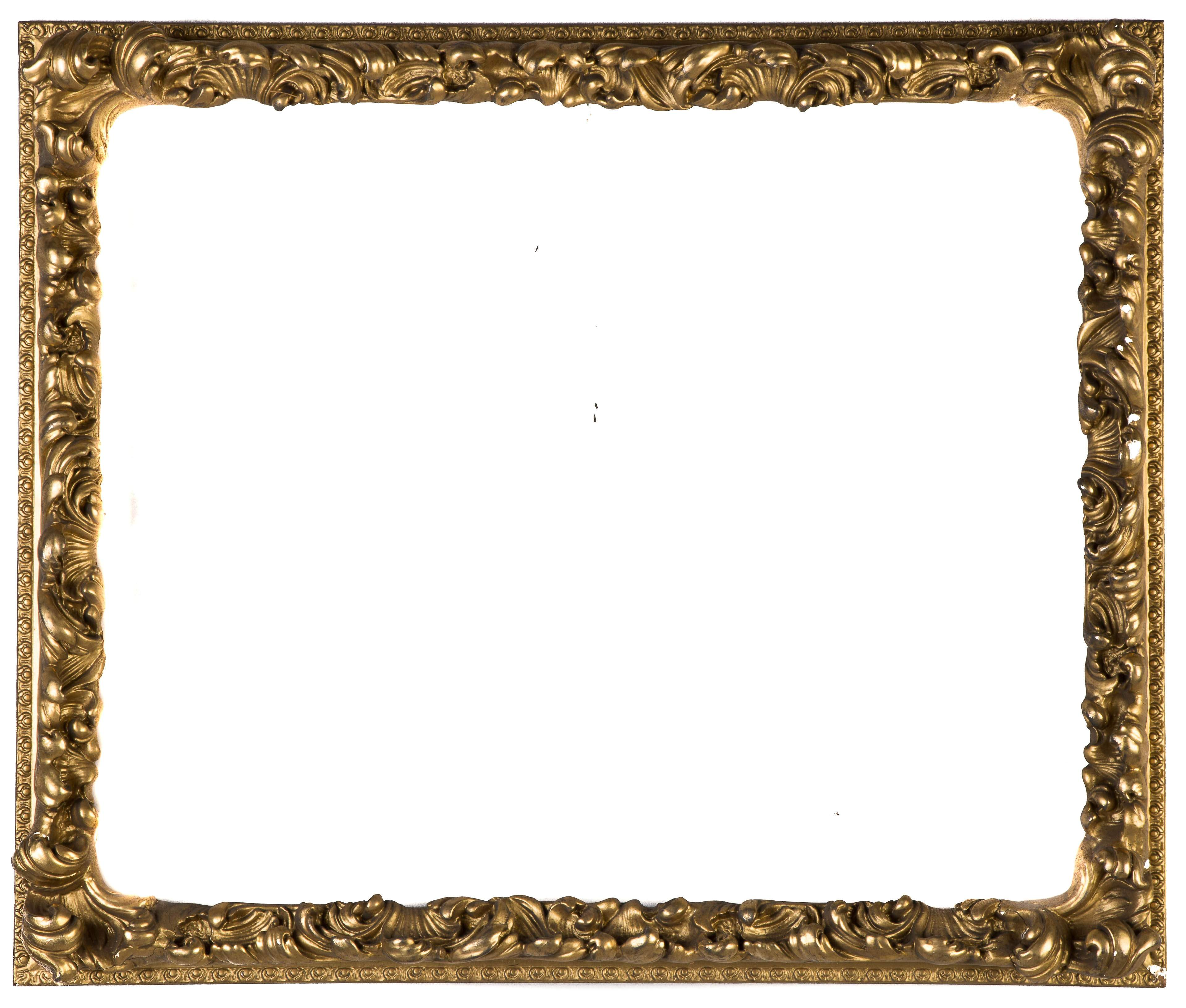 Carved and Gilded Frame | Cottone Auctions